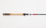 Huerco XT610-4C+ Travel Baitcast Rod