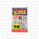 Decoy Pike Hyper AS-04P 2/0 Pro Pack Jig Assist Hook