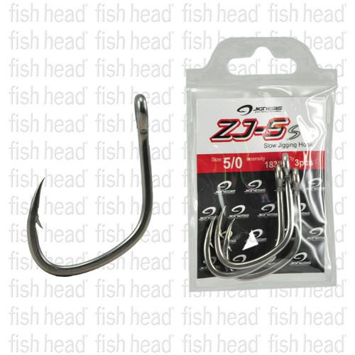 Jignesis ZJ-5S Slow Jigging Hook