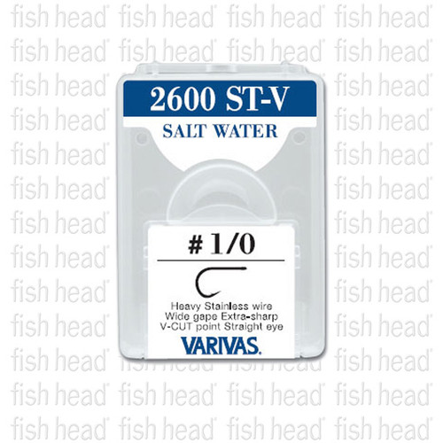 Varivas 2600 ST-V fly hook