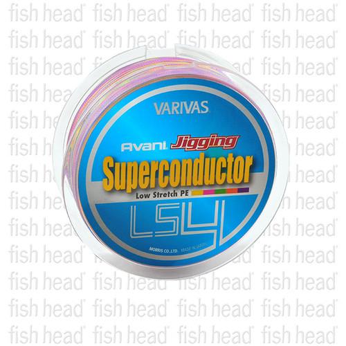 Varivas Avani Jigging Superconductor LS4 300m