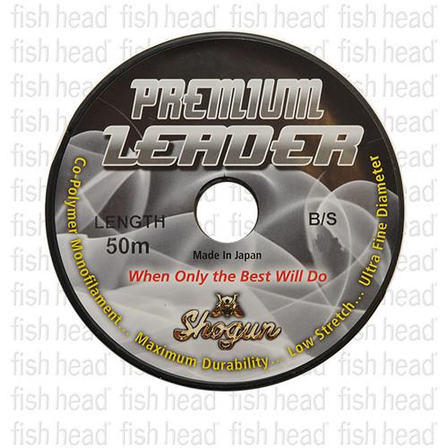 Shogun Premium 100lb Leader