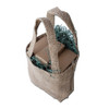 Burlap Gift Bag with 3 SUPERFAT Handcrafted Soaps