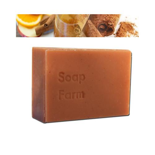 Farmhouse Cider Superfat Handmade Soap 6 oz bar