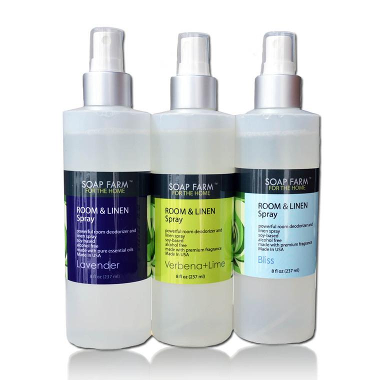 The Room Spray Odor Neutralizer 3