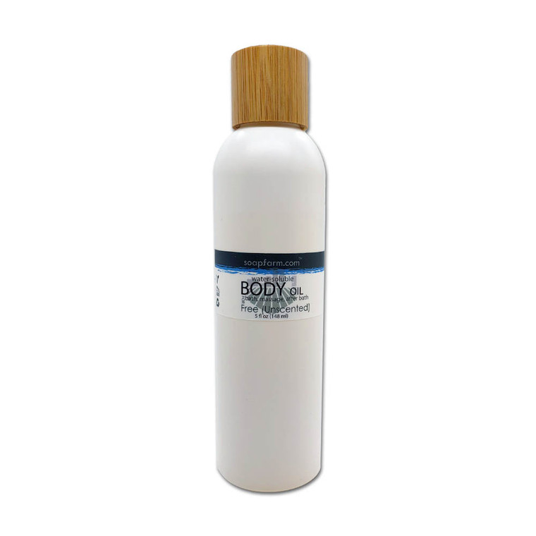 The Massage Oil Water-Soluble, 5 fl oz.