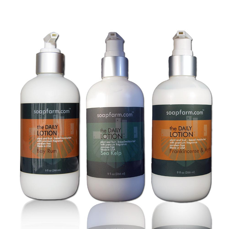 The Daily Lotion Paraben Free for Men
