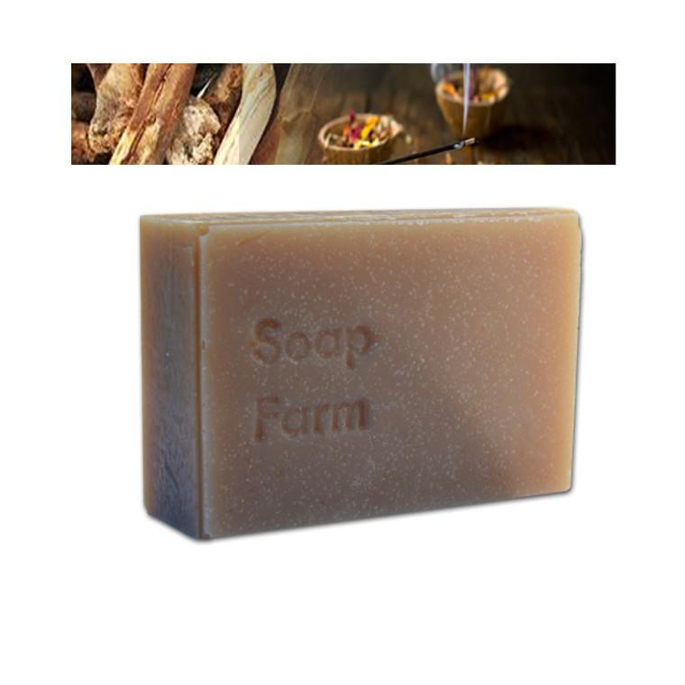 Superfat Handcrafted Soap Limited Edition Nag Champa 6 oz bar