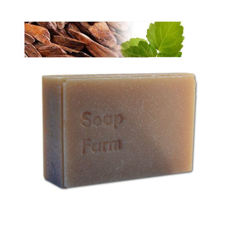 SUPERFAT Natural Soap Limited Edition Sandalwood + Patchouli