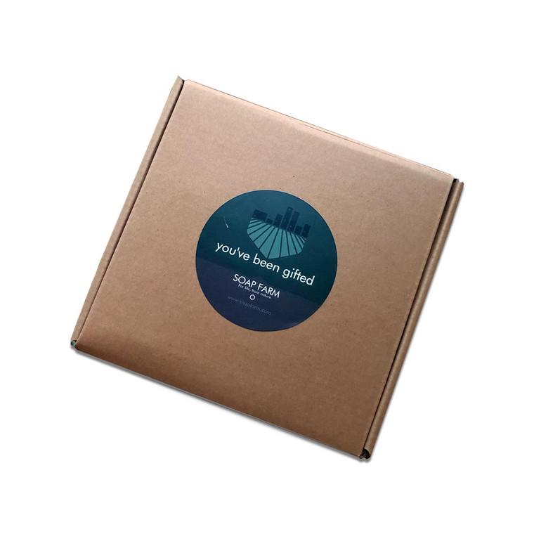 Soap Farm Bath Gift Box Shipper