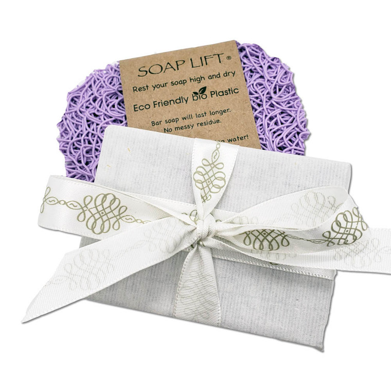 Lavender-Lilac Soap & Superfat Soap Lift Set