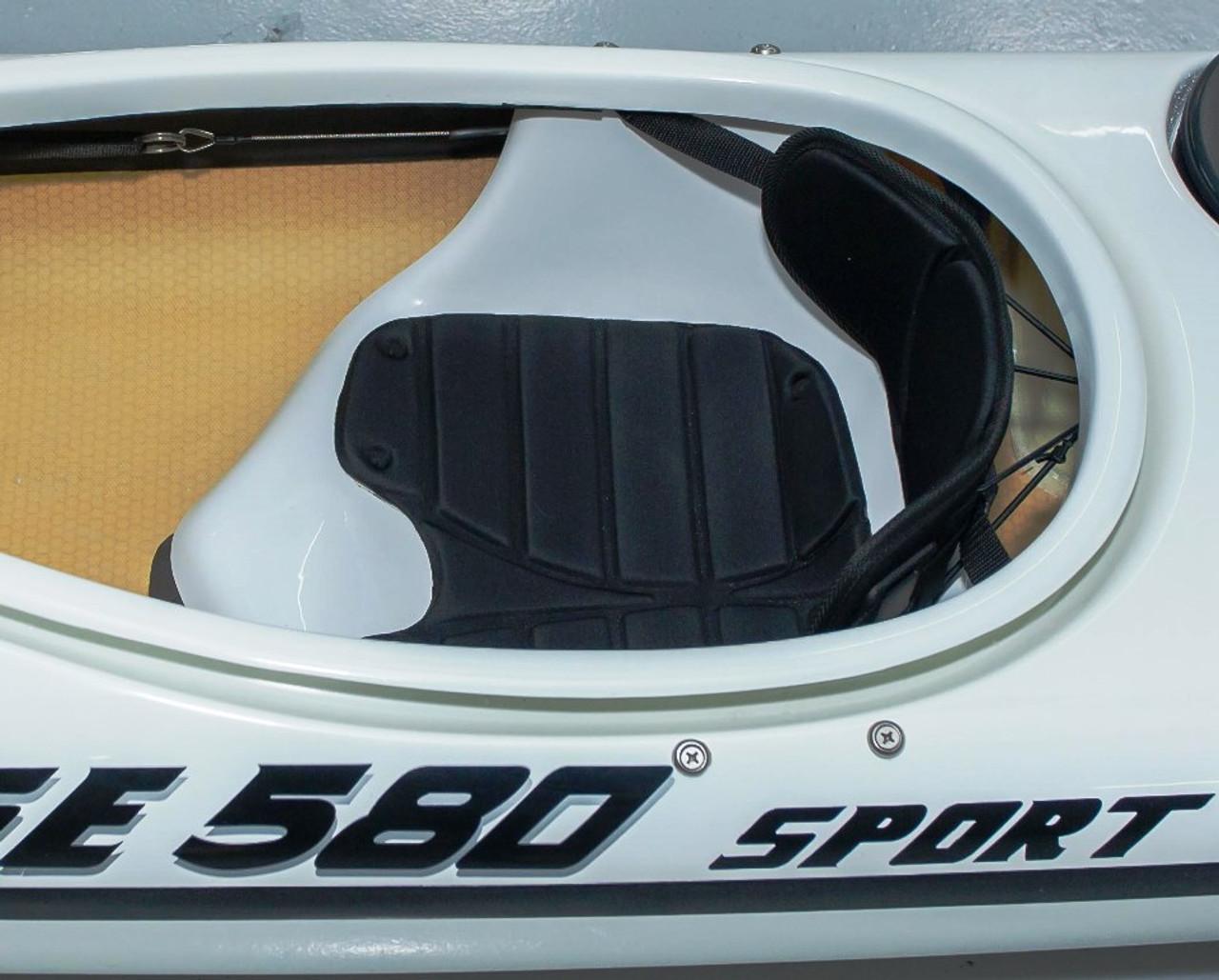Mirage Comfort Kit - 15mm seat padding & Back Band seat back rest