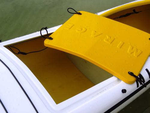 Mirage 600 Double Sea Kayak - Large centre hatch
