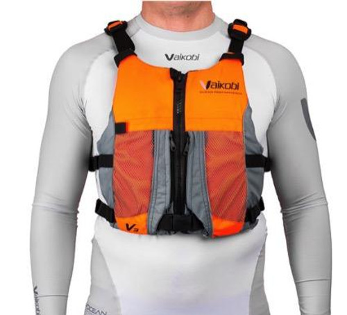 Vaikobi PFD Ocean Racing Hi-Vis Orange (V3)