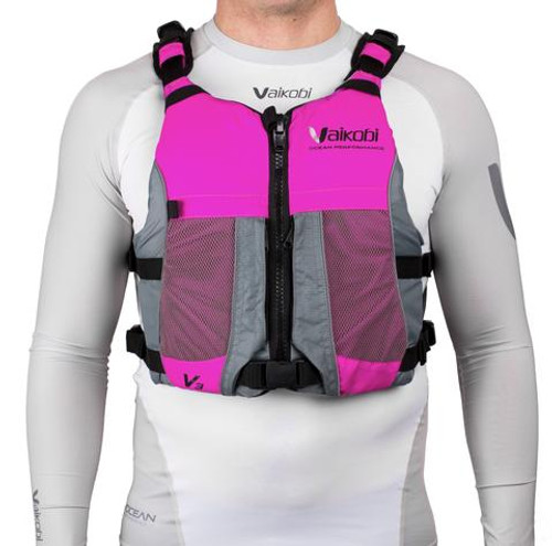 Vaikobi PFD Ocean Racing Hi-Vis Pink (V3) - Limited Edition
