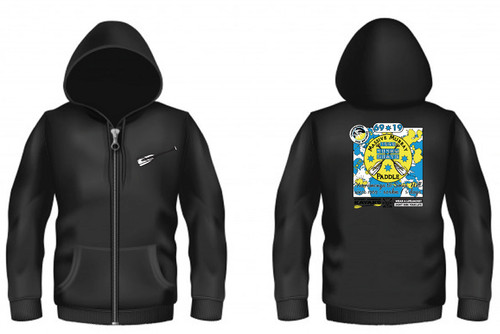 Massive Murray Paddle 2019  Zipped Hoodie