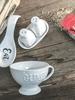 Gumbo Bowl - Soups of America™ - Patriotic White (pack of 2) 16oz.