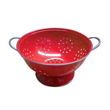 Hot Sauce Red Colander