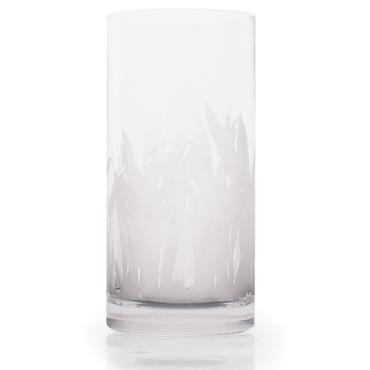 Marshlands Highball Etched Tea Glass