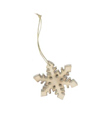 Medium Snowflake Ornament