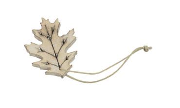 Large Leaf Ornament