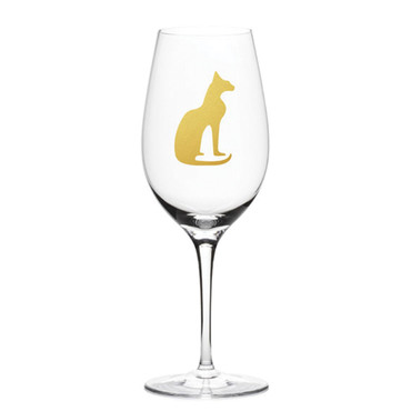 Bastet Stemmed Wine Glass (Set/6)