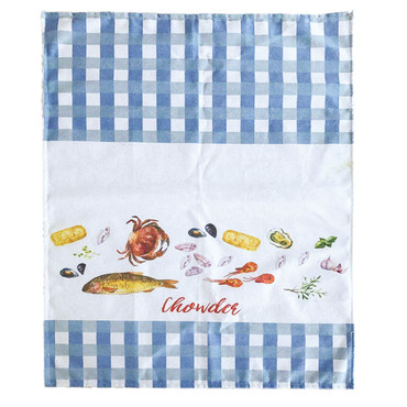 Chowder Hand Towel