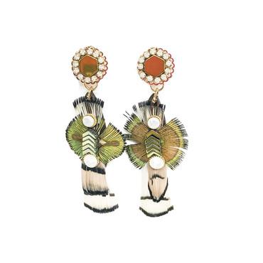 Spirit Earrings NO. 10