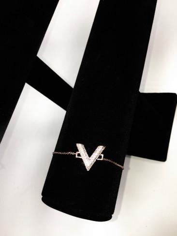 Diamond Dainty Bracelet