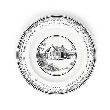 Gumbo Bowl (etouffee, creole) - Set/2 Ceramic Bowls