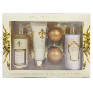 Fleur de Lis Cosmetics - The Royal Bath Experience