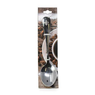 (Set of 4) Fleur de Lis Coffee Spoons