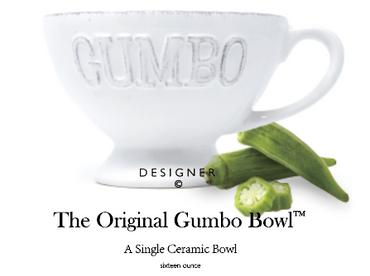 The Original Gumbo Bowl™ - Single Bowl - Boxed