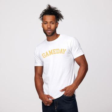 Gameday Tee White