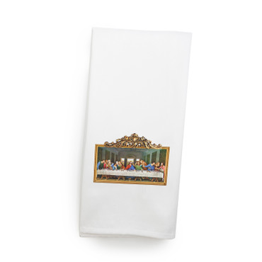 The Last Supper Towel