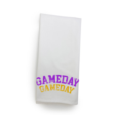 Gameday in Purple