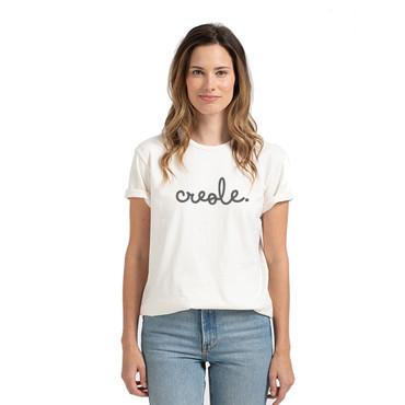 Creole. Tee © Casey Delmont 2023