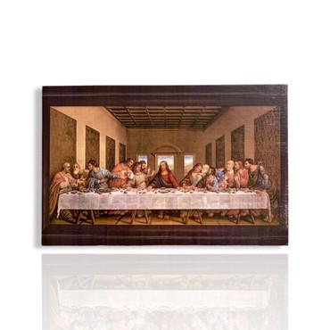 Last Supper Decor Block