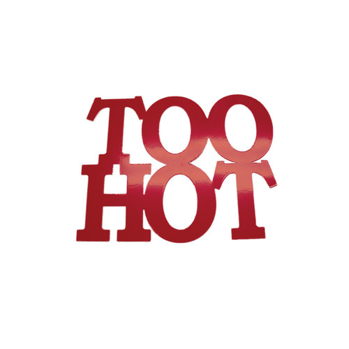 Too Hot Sauce Trivet