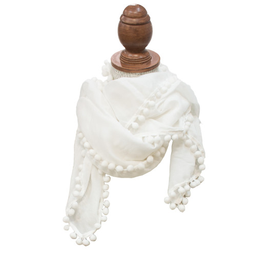 """Dongle Scarf 75 x 28"""" (In Two Colors)"""