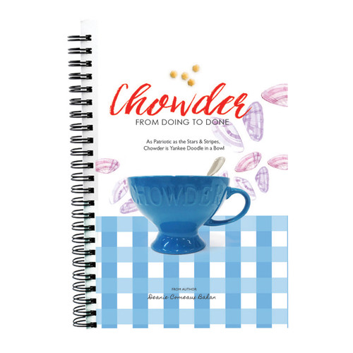 Chowder Cookbook: From Doing to Done