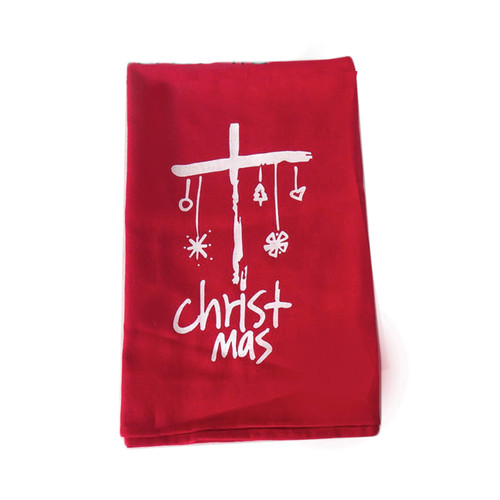 Reason for the Season Christmas Hand Towel