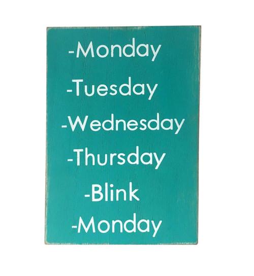 Weekend Blink