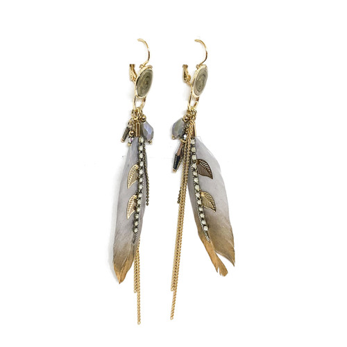 Spirit Earrings NO. 4