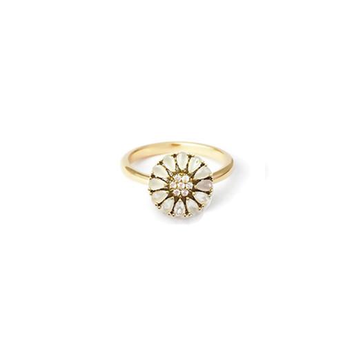 Blush Jewel Ring