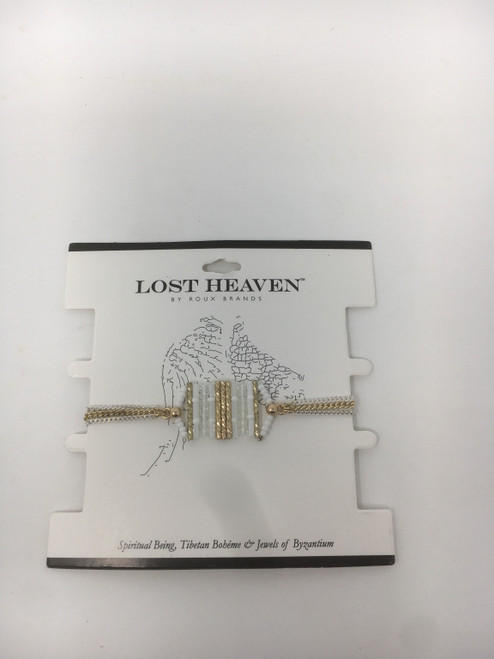 Rectangle Cluster Single Bracelet