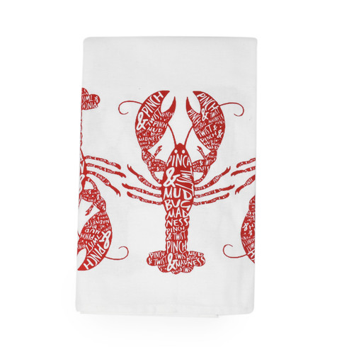 Crawfish - The Mudbugs Towel