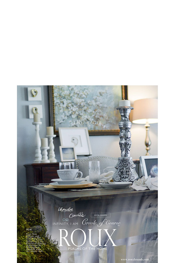 Wholesale Home Decor, Gifts and Dinnerware | Roux Brands