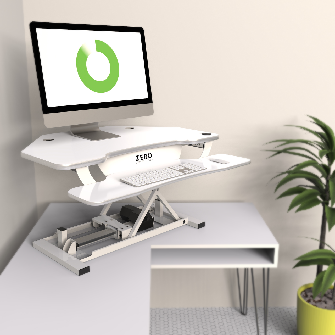 Corner Desktop Riser