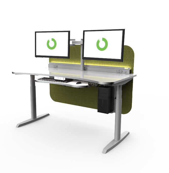 Office Benching System